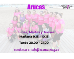 running girls arucas